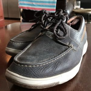 Clark's Boat Shoes